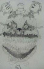 Fnaf Artbook by NightmaretheWolf1987