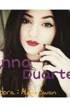 Anna Duarte by EmmaMorrisonSwan