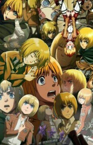 Armin x Reader Lemons