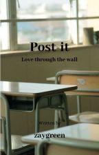 post-it; camren (english version) by yleniaindiano