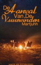 De Aanval van de Vuurwinden by Martjuhh