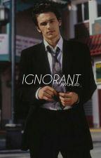 ignorant + cameron dallas [book 1] by mwgcult