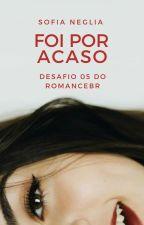 Foi por Acaso | conto ✓ by sofianeglia
