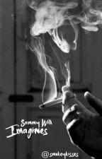i m a g i n e s    Sammy Wilk by smokeykisses