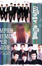 ¡Siempre Seremos Super Junior! [LNDSJ #2] by AylenPark