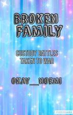Broken Family (A Zalfie Fanfic)  by AGrenadeForHim