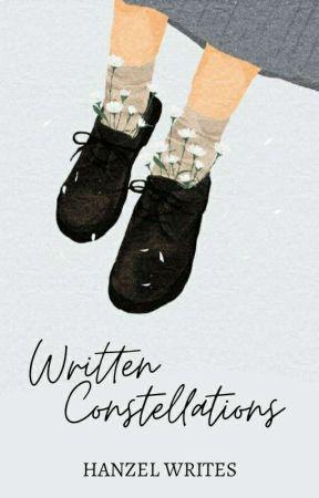 Written Constellations by hanzelwrites