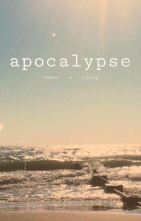 apocalypse - tweek x craig by creekandtwaig