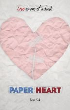 Paper heart || HS. by _louu94