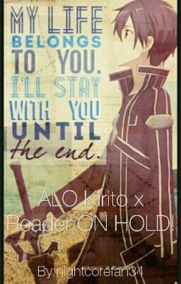 ALO Kirito x reader (ON HOLD)