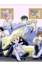 OHSHC x Reader by Anime_Magic33