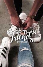 More than Friends by okaygrayson