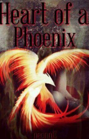 Heart of a Phoenix by neonn10