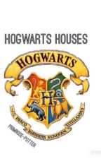 Hogwarts Houses by primrose-potter