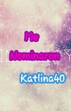 Me Nominaron by zafironeko40