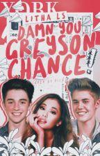 Damn You, Greyson Chance! { jb • ag • gc } by -litha