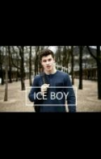 Ice Boy by LupiAmbarD