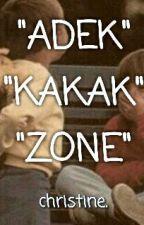 .Adek Kakak Zone. by tinechriss