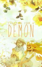Falling For A Demon (Bill x Reader) by KatalyaEldridge