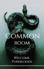 The Common Room - Draco Malfoy X Reader by notanotherausten