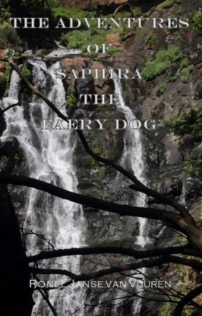 The Adventures of Saphira the Faery Dog by miladyronel
