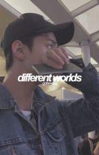 different worlds ; sebaek by -gotsevens