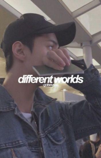 different worlds | sebaek [ ✓ ]