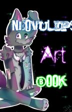 Neovulips Art Book by Neovulips