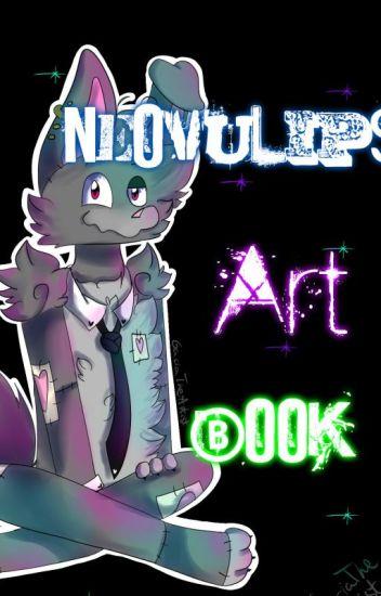 Neovulips Art Book