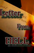 A Letter from Hell by Juchibs