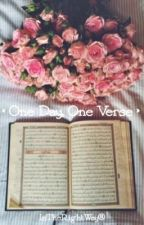 « One Day; One Verse »  by InTheRightWay
