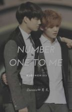 Number One To Me[Luhan/Kai Ambw] by bjoiner123