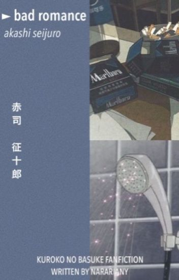 ❝ bad romance. | seijuro