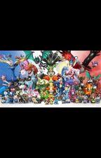 Pokemon: ★☆Uma Aventura Pela Região De Kalos☆★ by Vasco-Potter