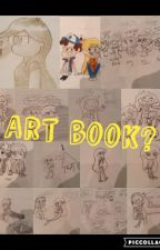 Art book..? by hoVeRgrrl2