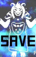SAVE (Asriel X Reader) by salchli10