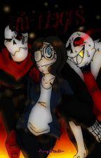 ‖☠♥Tú Eliges♥☠‖ ♥UF!SansxLectoraxUF!Papyrus♥ LEMMON +18 by TheBlueJacket