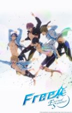 Free! X Reader by Dorky-Writer4ever