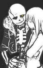 Pick-up Lines {Gaster!Sans X Reader} by _AnonymouslyAmazing_