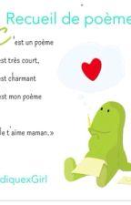 Recueil de poèmes by Samsiou