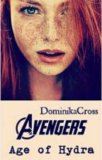 Bohaterka Avengers. Age of Hydra by DominikaCross