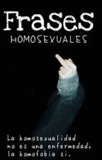 Frases Homosexuales. by Shippers3