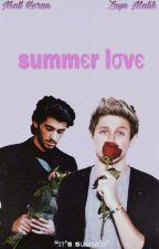 Summer Love - zayn+niall [z.h pt] by kjiwonnie
