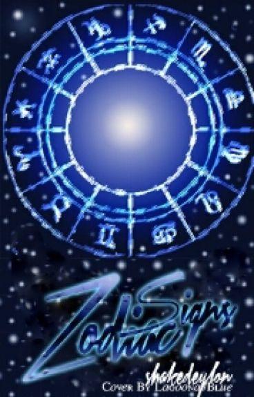 Zodiac Signs- Hebrew