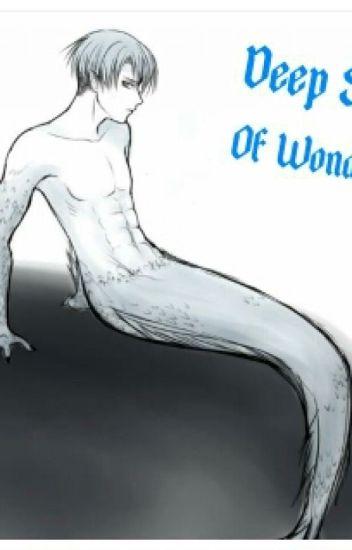 Deep Sea of Wonder (Merman Levi x Reader)