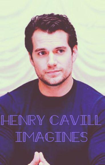 Henry Cavill imagines