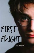 First Flight [Drarry] (COMPLETED) by bookish-sabre