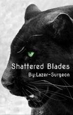 Shattered Blades. by Lazer-Surgeon