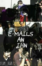E-mails an Ihn {L.S} by Liam_Irwin