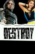 Destroy - Bucky BARNES by Theduff22